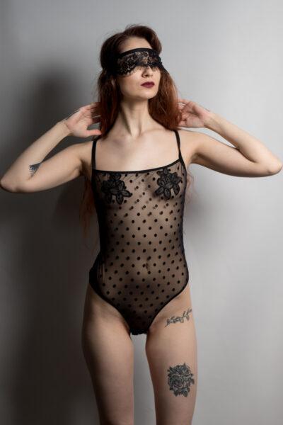 Body Lenjerie Intimă Sexy Fantasy